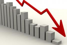 В Армении экономическая активность в апреле снизилась на 17.2%