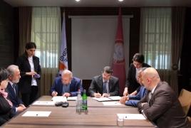 Արայիկ Հարությունյանն ու Սամվել Բաբայանը համագործակցության հուշագիր են ստորագրել