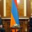 Փաշինյանն՝ Արցախի նախագահին․ ՀՀ-ն և Արցախն անվտանգային ընդհանուր տարածք են