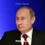 Путин пожелал скорейшего выздоровления от коронавируса Пашиняну и его семье