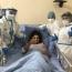 Դիաբետով, հեմոդիալիզ ստացող կինը բուժվել է Covid-19-ից մոտ 44 օր վերակենդանացման բաժնում մնալուց հետո