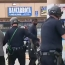 LA police detain group defending store, while would-be burglars flee