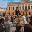 Как грузины отпраздновали открытие кафе после карантина (фото)