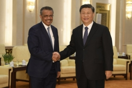 AP․ Չինաստանը պանդեմիայի սկզբում ուշացումով է տեղեկություններ հայտնել ԱՀԿ-ին