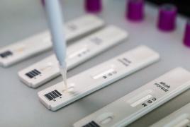 Armenia reports 515 new coronavirus infections