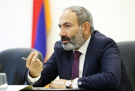 Armenia PM launches online campaign against Covid-19 safety violations