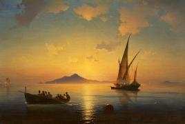 Картину Айвазовского продали на торгах Sotheby's за почти $3 млн