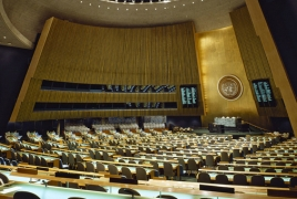 AP: Armenia requests vote on election of Turkish diplomat as UN GA chief