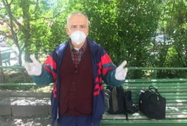 Դիաբետով, սիրտանոթային հիվանդությամբ 68-ամյա բժիշկը բուժվել է կորոնավիրուսից