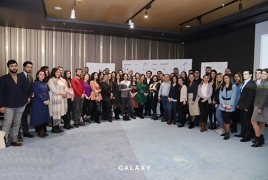 Galaxy Group of Companies celebrates employees with motivational video