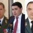 ԱԱԾ, ոստիկանության ու ԳՇ նոր ղեկավարներ են նշանակվել