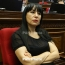 Prosperous Armenia lawmaker says her office will be searched