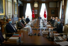 Armenian Genocide discussed at Turkish Presidency