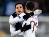 Justin Kluivert wants Henrikh Mkhitaryan to stay at Roma