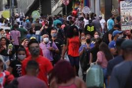 Brazil passes 1 million coronavirus infections