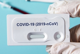 Armenia reports 551 coronavirus cases in the past day