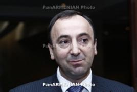 Парламент Армении окончательно принял проект о смещении председателя КС