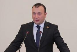 Armenia lawmaker tests positive for coronavirus