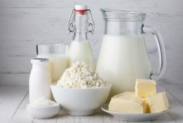 В Армении предлагают продавать молочные продукты с содержанием растительного масла отдельно от остальных