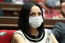 В Армении коронавирус выявлен у еще одного депутата