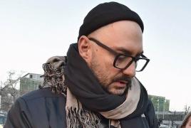 Кирилла Серебренникова приговорили к трем годам заключения условно