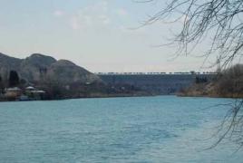Կուրն Ադրբեջանում ծանծաղել է․ Նեֆթչալայում խմելու ջրի խնդիր կա