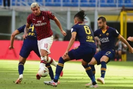 Il Tempo։ Mkhitaryan will stay with Roma until the end of summer