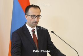 Armenia negotiating with vaccine manufacturer Moderna