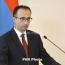 Armenia negotiating with vaccine manufacturer Moderna