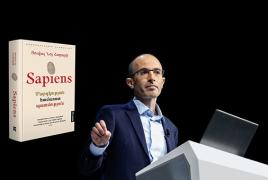 """Yuval Noah Harari """"Sapiens"""