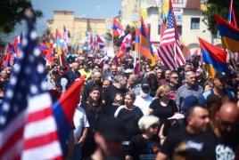 Опрос: 0.14% населения США сообщили об армянском происхождении