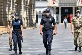Ադրբեջանը խստացնում է կորոնավիրուսի դեմ պայքարը, կարանտինը կպահպանի նաև բանակը
