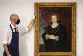 Rubens painting rediscovered, headed for auction at Sotheby's
