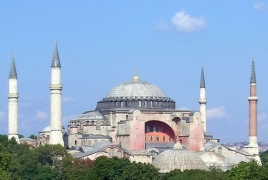 Սբ Սոֆիայի տաճարը մզկիթի կվերածվի․ Էրդողանը ստորագրել է որոշումը