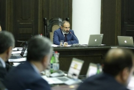 Armenia extends state of emergency for fourth time