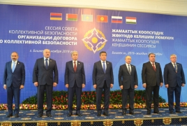 CSTO holding emergency meeting amid Armenia-Azerbaijan border unrest