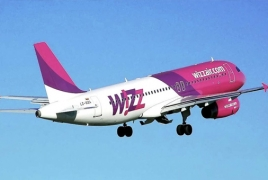 Wizz Air announces Yerevan–Abu Dhabi flights from October