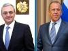 Мнацаканян и Лавров обсудили ситуацию на армяно-азербайджанской границе