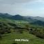 Azerbaijani army shells Armenian village with grenade launchers