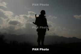 Source: Armenian troops