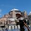 Turkey to cover Hagia Sophia's Christian mosaics during prayers