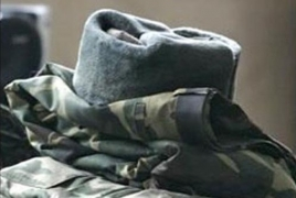 Armenian army reports two more deaths