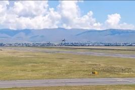 Армения подняла истребители на боевое дежурство