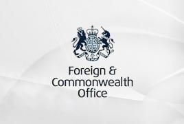 UK urges Armenia, Azerbaijan to engage in dialogue