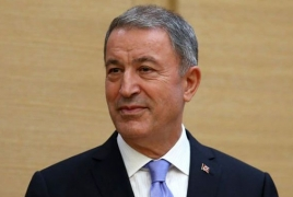"Turkey says Armenia will ""pay"" as violence renews on Azeri border"