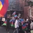 Azerbaijani demonstrators attack Armenians in London