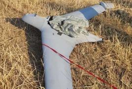 Karabakh troops down Azerbaijani Orbiter-3 drone