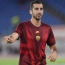 Henrikh Mkhitaryan scores to help Roma draw against Inter