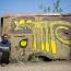 «Բլոճիկները»` Բերդում. Ինչպես էր Արեգ Բալայանը նկարազարդում հրետակոծված քաղաքի պատերը
