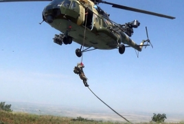 Տավուշի մարտերում Ադրբեջանը 1-ին անգամ ուղղաթիռից կիրառել է Spike NLOS հրթիռներ